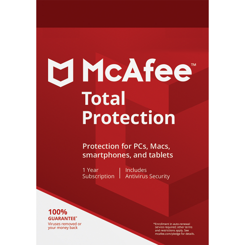 Antivirus - McAfee
