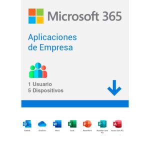 Microsoft 365 Aplicaciones para Empresas